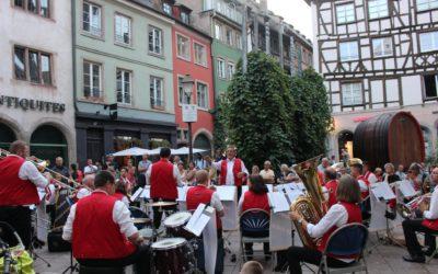 Zones Piétonnes à Strasbourg – Toujours un plaisir !
