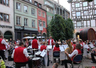 Place Tripiers - orchestre