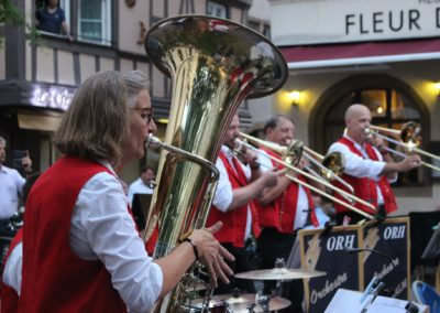 Place Tripiers - tuba + trombones